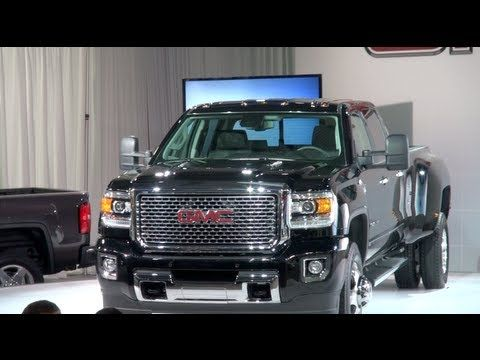 2015 Chevy Silverado & GMC Sierra HD Pickups: Everything You Ever Wanted...