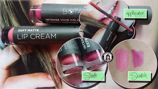 Product Review : Mineral Botanica, Ikuti Trend Lipstik Liquid juga