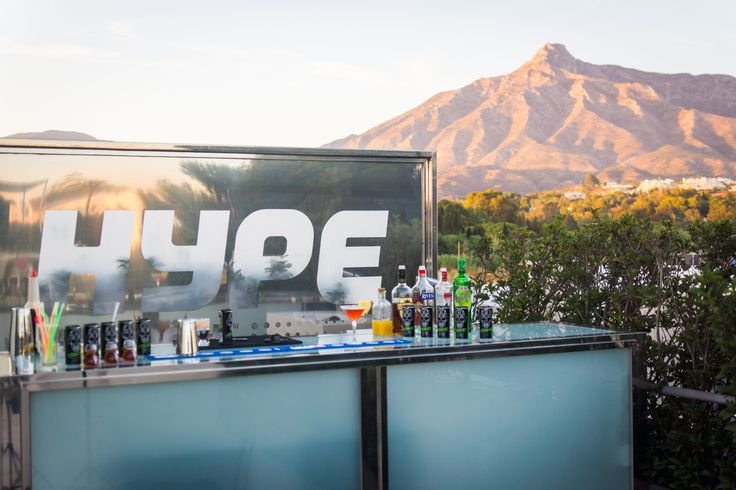 HypeEnergy AfterDark #Cocktail #recipes - Hype Offices #roofterrace in Puerto Banús, #Marbella #Cocktails http://hype.com/cocktails/