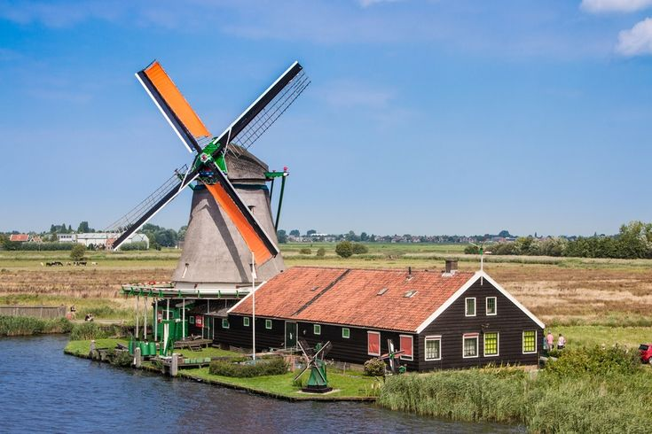 Who doesn't want that iconic windmill selfie from your holiday to the Netherlands? It's an essential ingredient in the classic Holland bucket list: stay in a houseboat, wear over-sized clogs, stroll along the canals and take a photo with a windmill. Zaanse Schans has it all… plus green cheese.