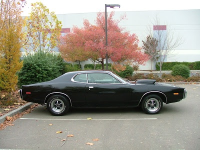 73 Dodge Charger Burn Notice Project Wheels