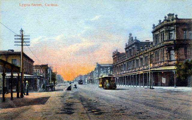 Lygon Street, Carlton