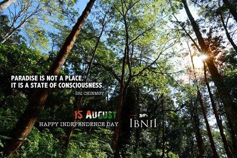 #Independenceday2017 #JaiHind #VandeMataram #Independenceday #TheIbnii_Coorg #luxuryresort #ecoresort #ecoluxe #ecohotel #indiaat70 #india