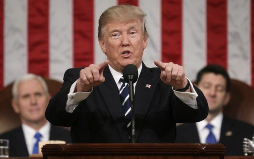 March 1, 2017 (AP)(STL.News) The latest on foreign reaction to President Donald Trump's speech to Congress (all times EST):    2:15 a.m.    President Donald Trump in his speech said that stiff 100 percent import duties on American company Harley-Davi...