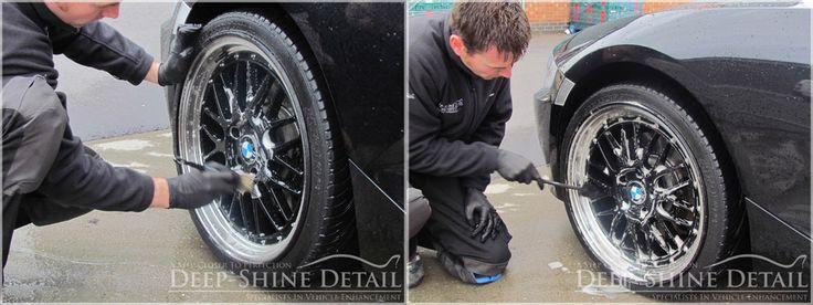 Deep-Shine Detail - BMW Z4 Hardtop - Lincolnshire Detailing