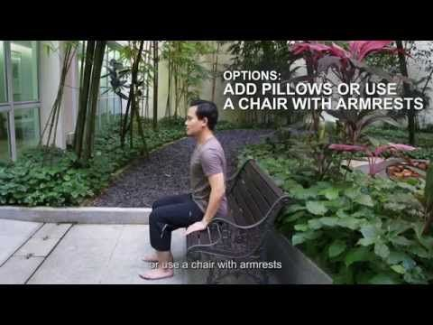 Strengthening Exercises for Knee Osteoarthritis - YouTube