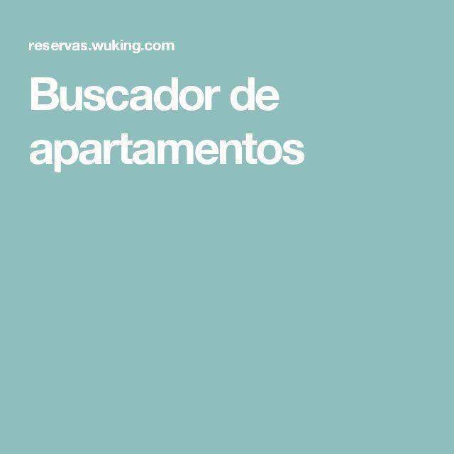 Buscador de apartamentos