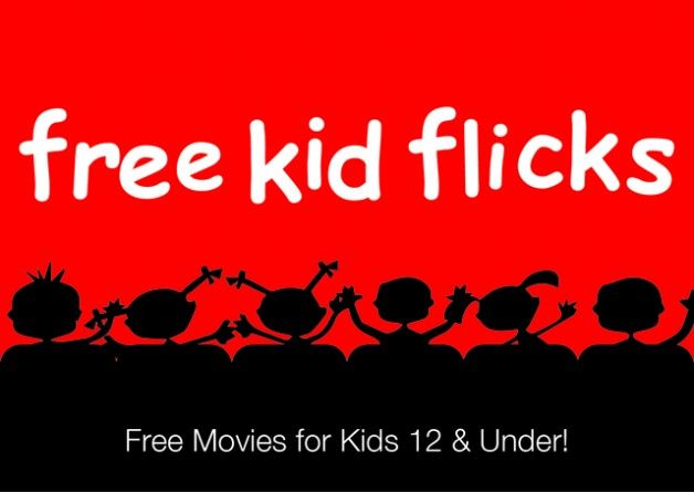 FREE Summer Kid Movies at Celebration Cinema (Woodland) - 2015