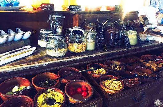 What a beautiful morning! #Breakfast time at #Elakati! #elakatiexperience #Rhodes #Greece  #OnTripAdvisor