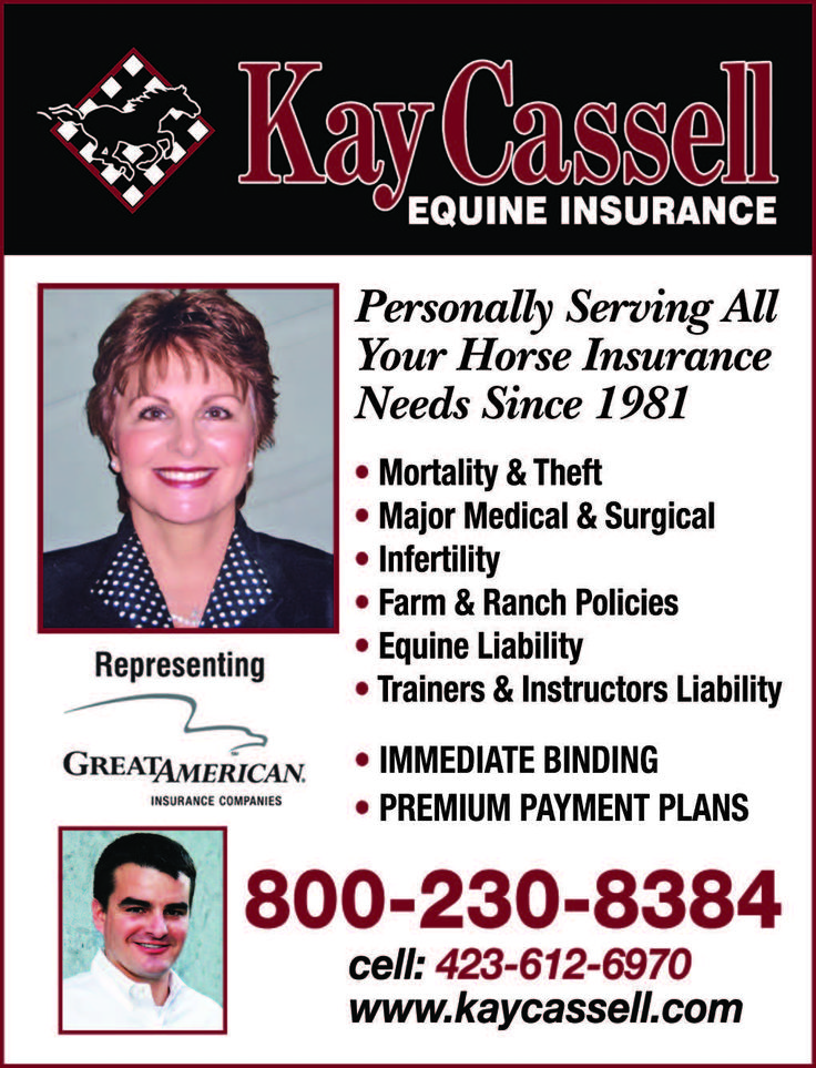 Kay Cassell Equine Insurance