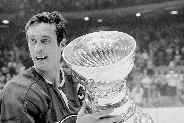 Jean Beliveau, Montreal Canadiens