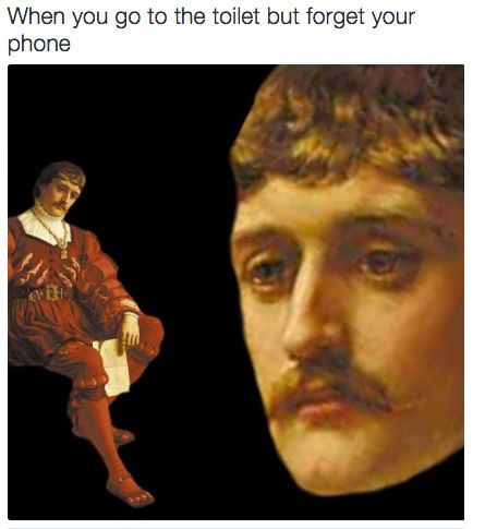 Best Renaissance Memes Ideas On Pinterest Classic Memes - 19 art history reactions that will make you laugh every time