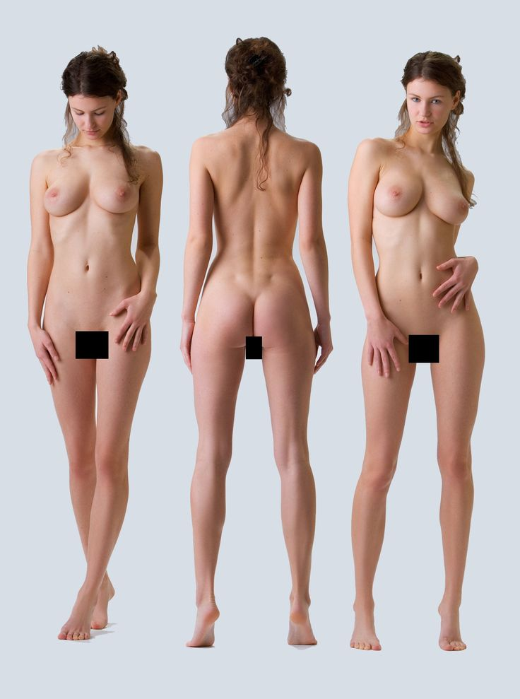 Naked Anatomy 60