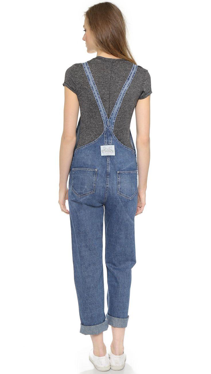 Levi's Vintage Clothing Bib and Brace Overalls
