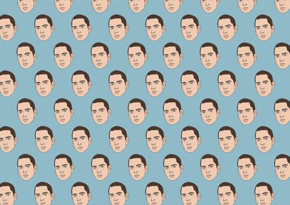 Eminem Wrapping Paper