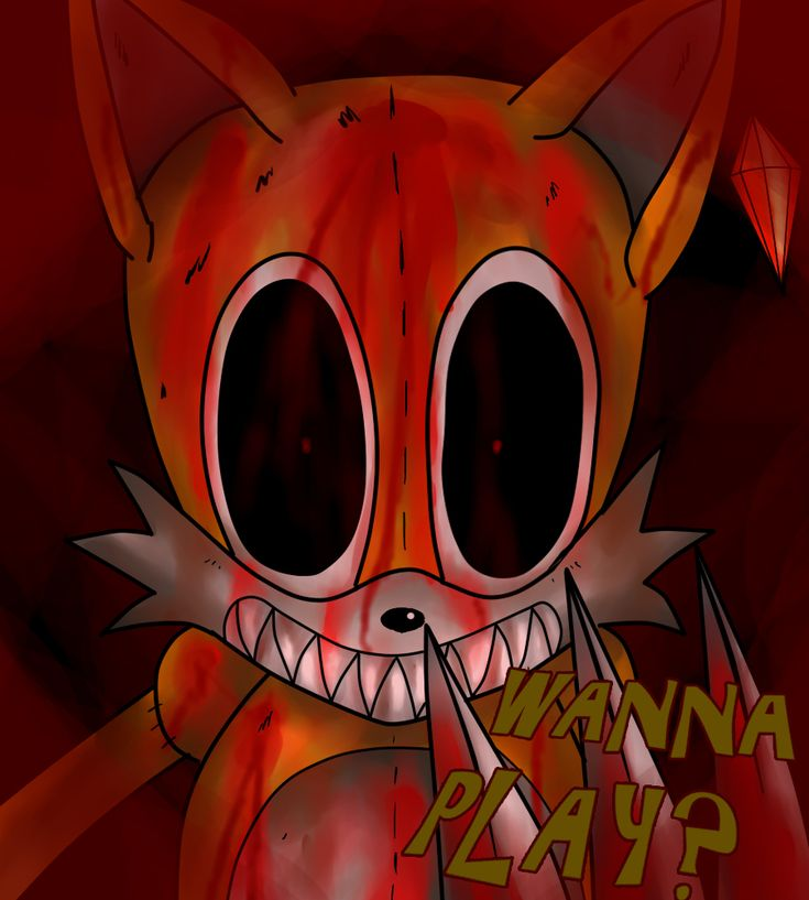 Tails doll :3