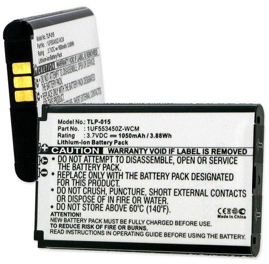 Empire Scientific TLP-015 Wacom Intuos 5 Touch 1Uf553450Z-Wcm 3.7V 1050Mah Li-Pol Batt