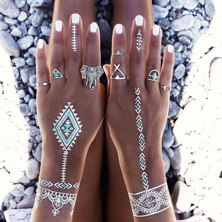 Neu Fashion Böhmen Stil Frauen Ringe Türkis Elefant Fingerring Schmuck Dode | eBay