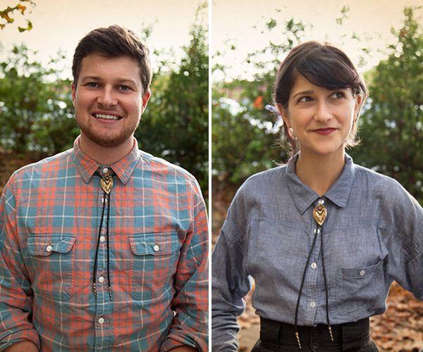 DIY Western Bolo Tie Photo Tutorial