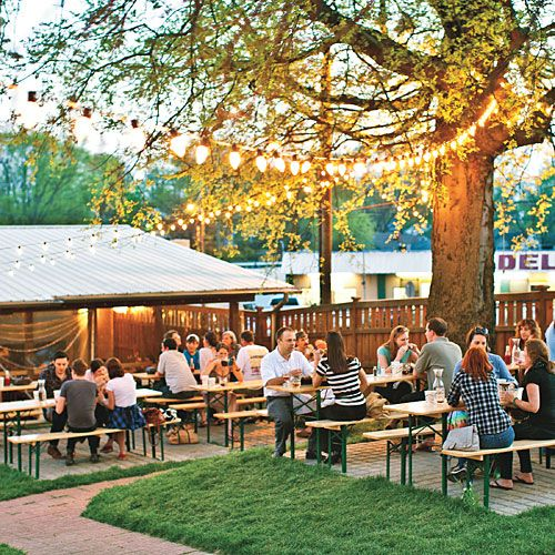New to the East Side is The Pharmacy Burger Parlor and Beer Garden. Hundreds of hamburgers are formed everyday from Tennessee beef serving up the always-hungry and always-thirsty crowds of Nashville locals. Tourists are welcome too of course.