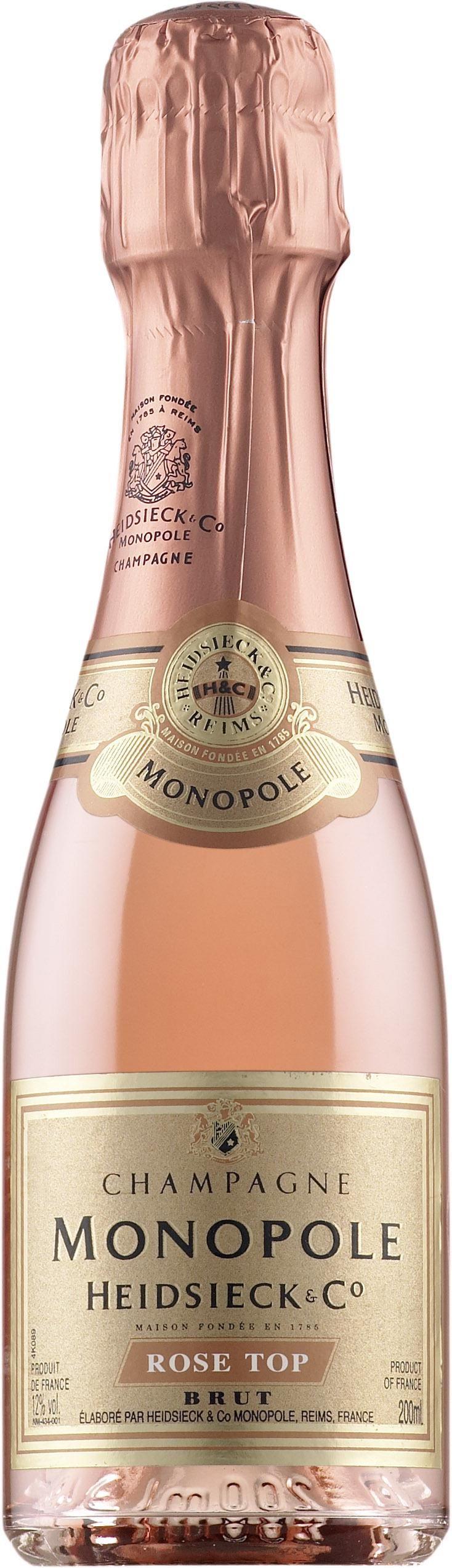 Heidsieck Monopole Rosé Top Brut