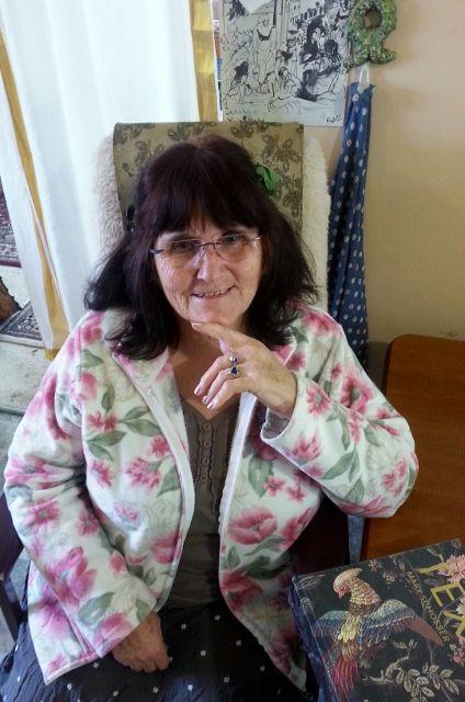 Nalda Searles portrait 2014, pic by Gail Robinson (424x640)