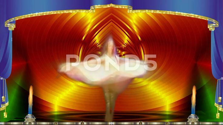 Magic dance - Стоковое видео   by Aleksmaster