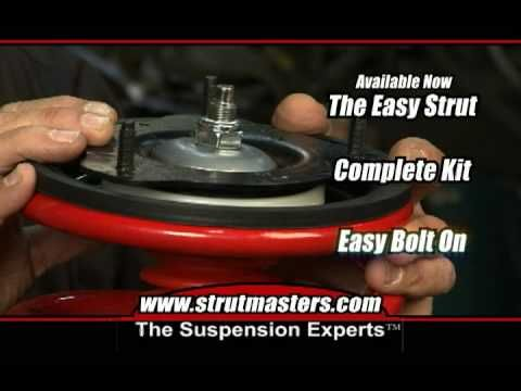http://www.strutmasters.com - Having air suspension problems? Consider our air ride suspension conversion kits to get that new car ride again. We offer struts, air shocks and shock absorbers.