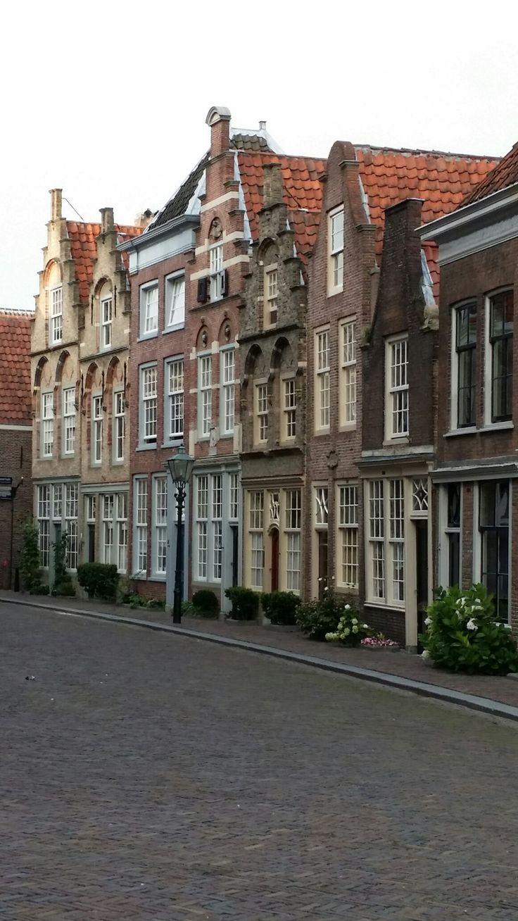 Hofstraat, Dordrecht, Zuid-Holland.