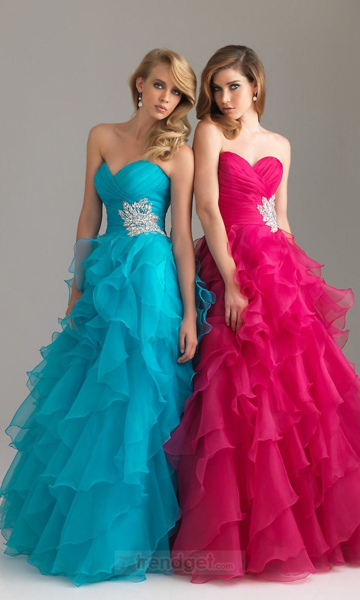 62 best Prom dresses images on Pinterest | Formal dresses, Yellow ...