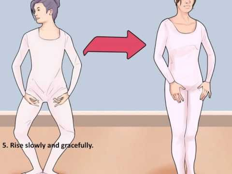 How to Do a Plie in Ballet