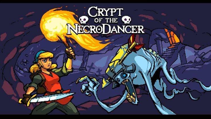 Attack dancing monsters in this roguelike rhythm game. That Crypt of the NecroDancer would come to the Switch was equally well known, the question was only when. https://www.nintendoreporters.com/en/news/nintendoswitch/crypt-of-the-necrodancer-release-date/