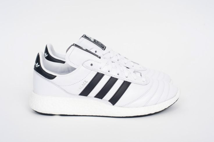 After dropping off the Palace Pro Boost just last month, adidas Originals will be deliveringtheir latest collaborative sneaker with the ever-popular streetwear imprint later this week. Arriving in two colorways,each boasting a black and white look, thePalace C.M. Boost draws inspiration from the Three Stripes' Copa Mundial football boot. Tonal laces accompany each iteration, while …