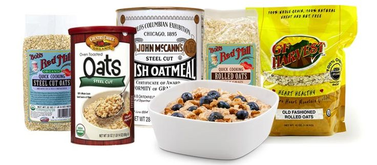 Healthiest Oatmeal Brands