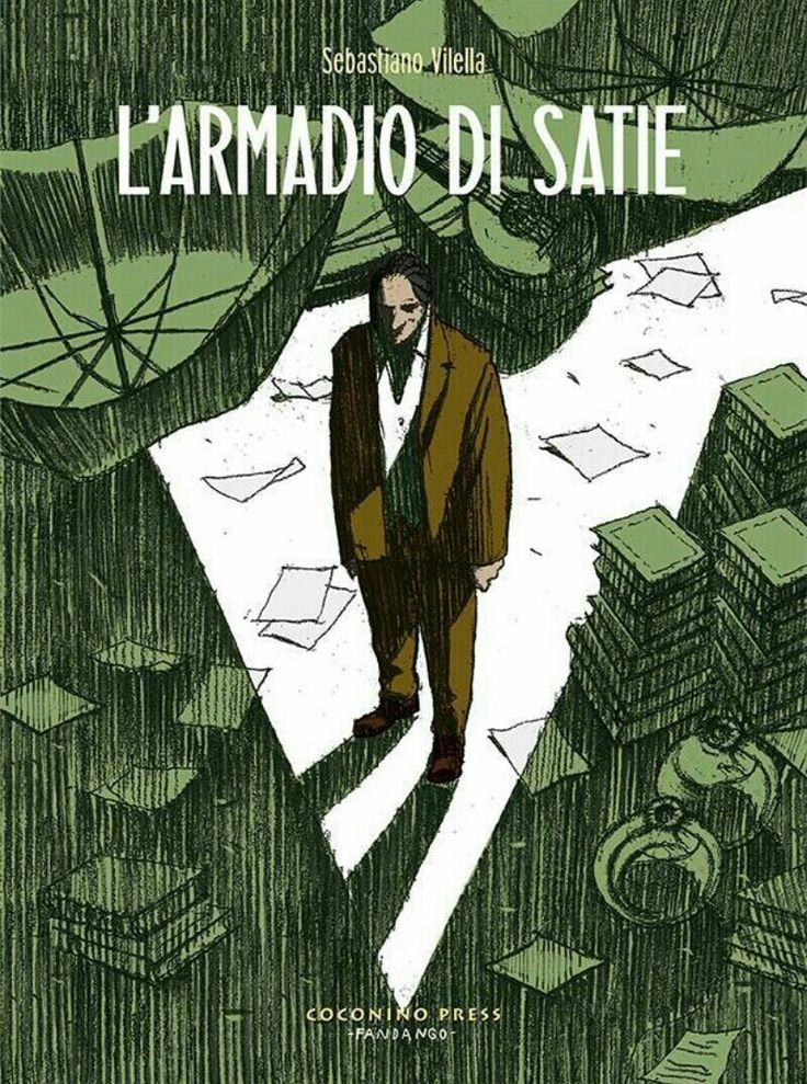 L'armadio di Satie Sebastiano Vilella