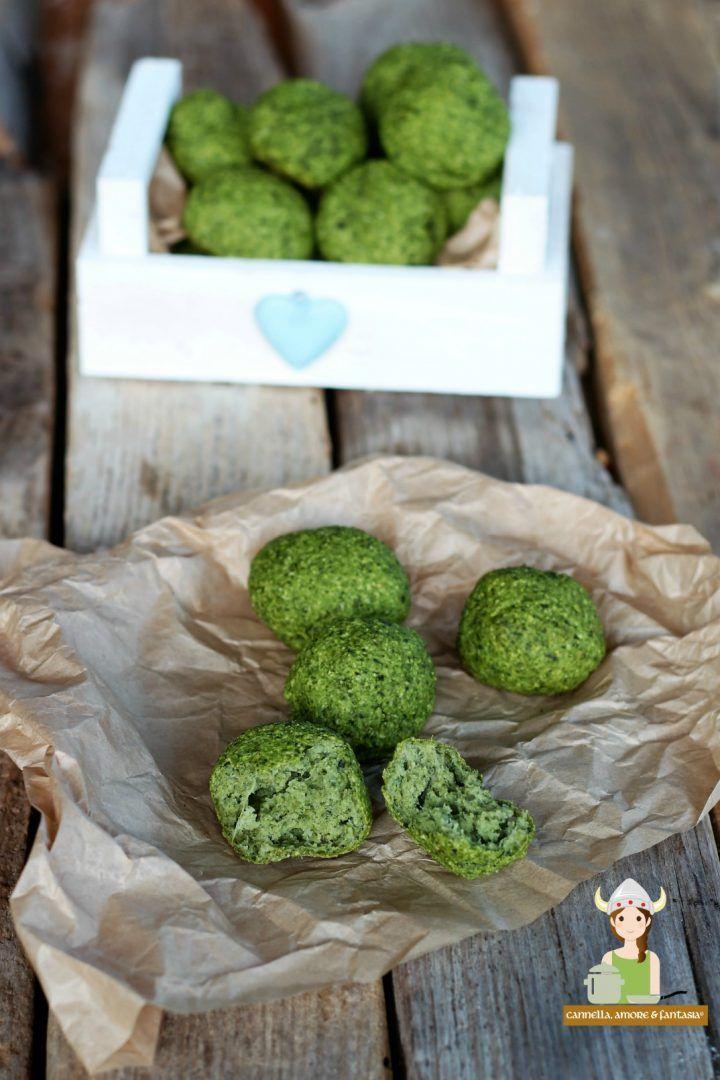 Polpette spinaci e ricotta