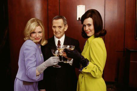 """Down With Love"" Renee Zellweger, Tony Randall, Sarah Paulson"