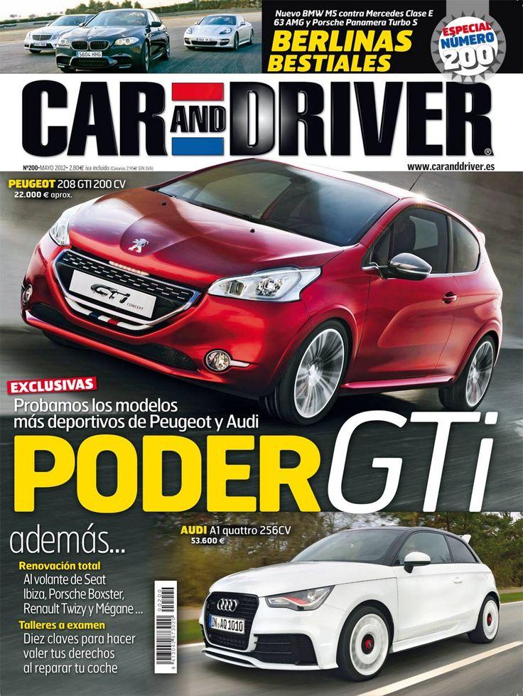 Car and driver. http://www.caranddriverthef1.com/