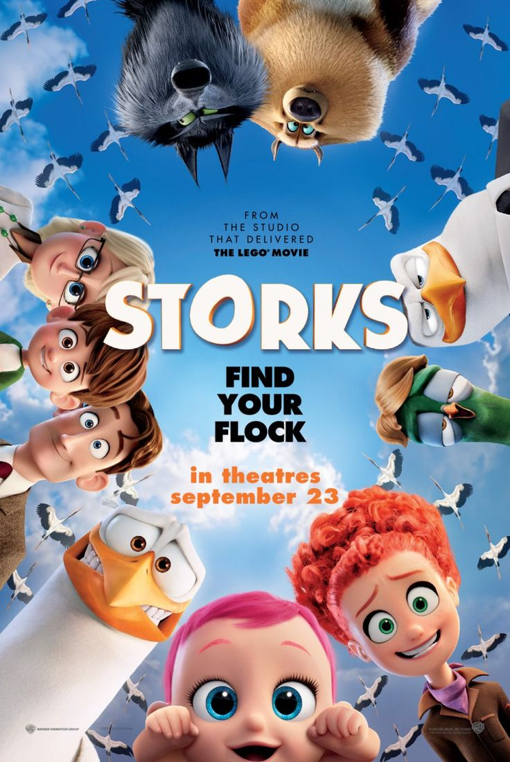 STORKS | Contest
