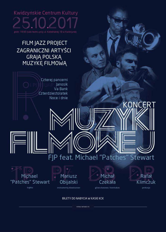 Koncert muzyki filmowej, 25.10.2017 r.