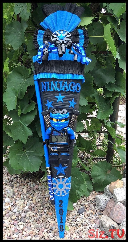 Zuckertüte ninjago