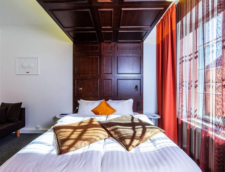 래디슨 블루 플라자 호텔, 헬싱키, Helsinki, 스탠다드 싱글룸, 객실