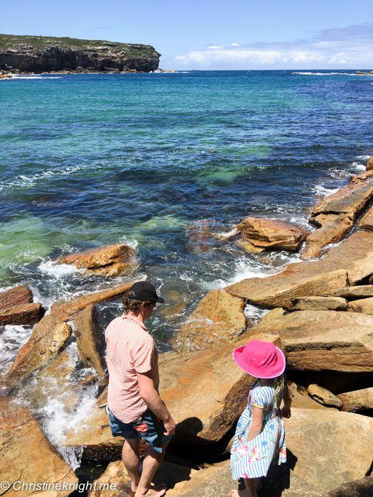 Wattamolla Beach National Park, Sydney, NSW, Australia