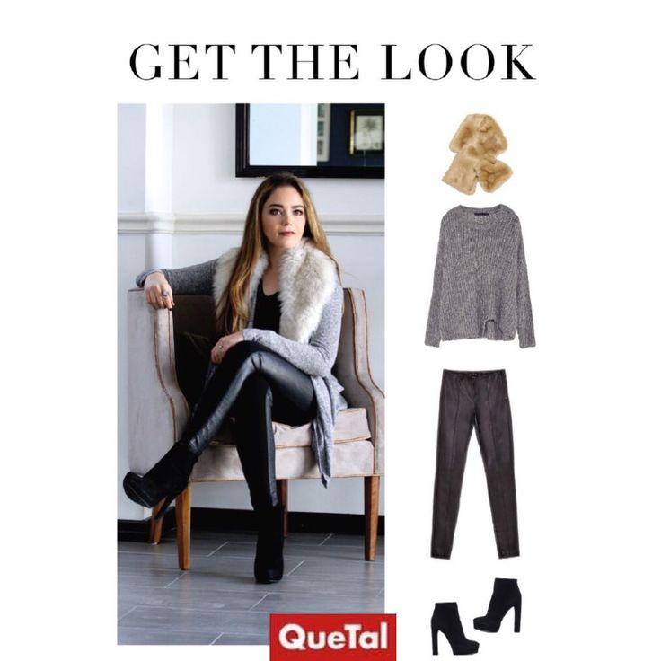 La guapísima Barbara Mahbub nos comparte su estilo para esta temporada♥️ Encuéntralo en nuestra Revista Enero 2018 en la sección de moda