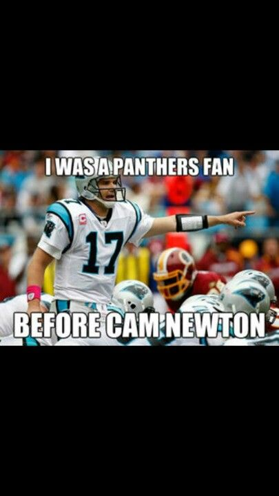 If you ceased to be a Carolina Panthers fan after the 2001 season, you should not be rooting for them after the 2015 season. #findanotherbandwagon