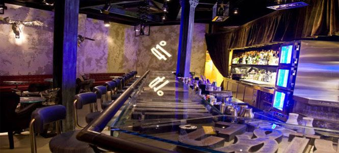 Fine Dining Trends_Bar Dining_41 Grados Restaurant_Barcelona, Spain