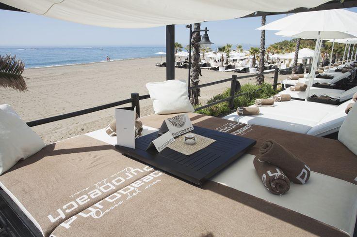 Purobeach Marbella   Beach Club