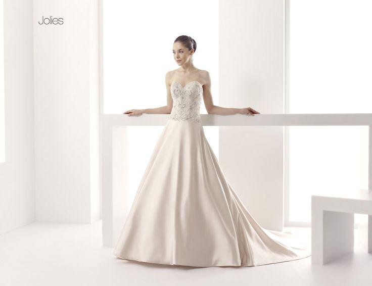 GLAMOUR JOLLIES-33 abiti da sogno, per #matrimoni di grande classe: #eleganza e qualità #sartoriale  www.mariages.it