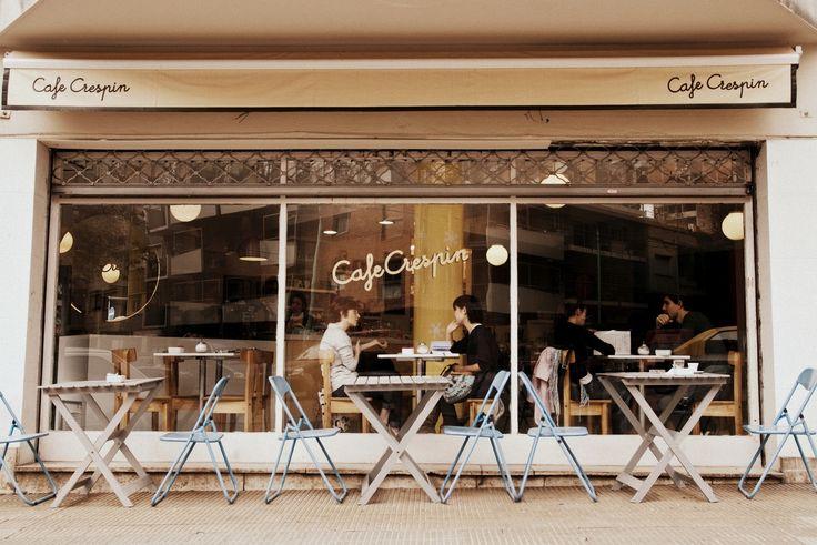 Cafe Crespin | Villa Crespo, Buenos Aires