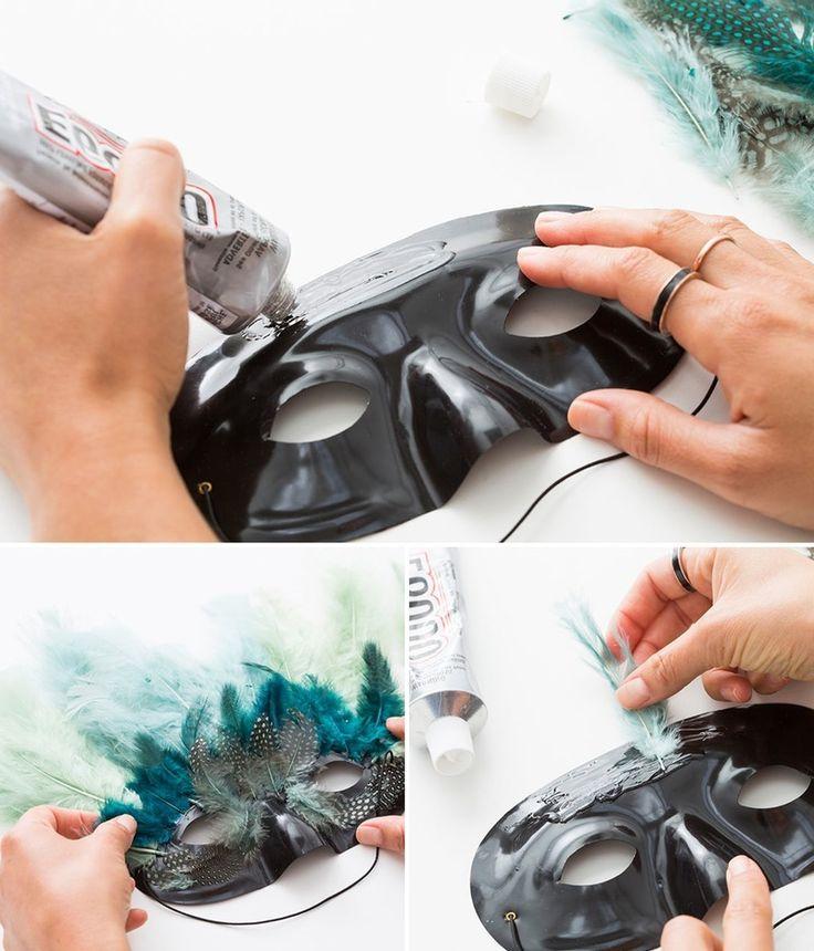 25 best ideas about masken basteln on pinterest. Black Bedroom Furniture Sets. Home Design Ideas